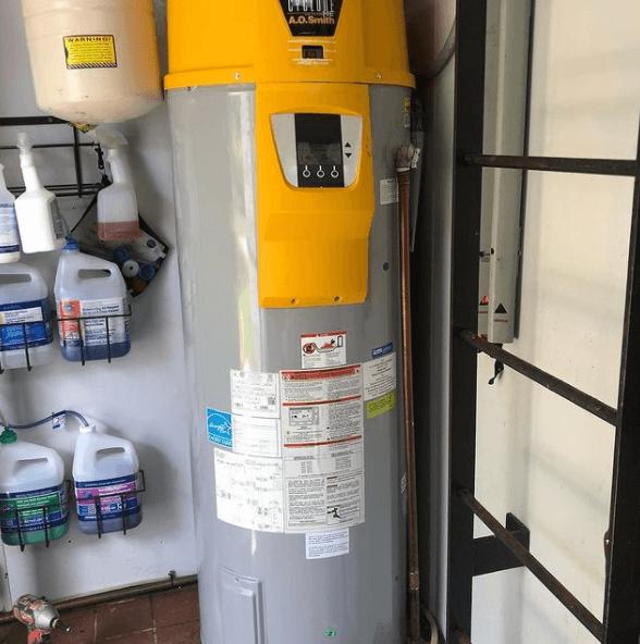 IG - water heater in lexington