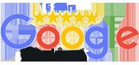 google review - black